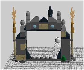 Blackwood's Temple Entrance