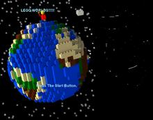 Lego Worlds Menu