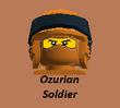 Ozurian Soldier