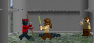 Darth Maul Battle
