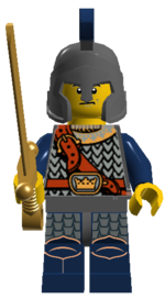 Arsamur Warrior