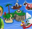 Lego Legend of Zelda: Wind Waker