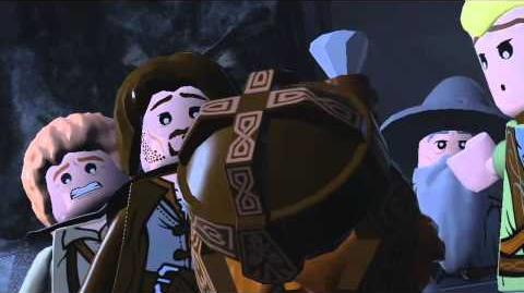 LEGO The Lord of the Rings humor video-0