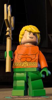 Aquaman dimensions