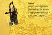Legolas Info