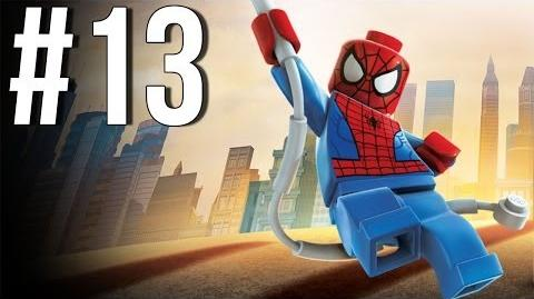 Lego Marvel Superheroes Walkthrough Part 13 Let's Play Gameplay Playthrough XBOX360 PS3 PC