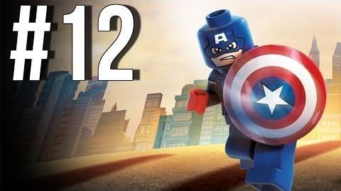 Lego Marvel Superheroes Walkthrough Part 12 Let's Play Gameplay Playthrough XBOX360 PS3 PC
