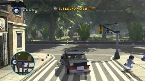 LEGO Marvel Super Heroes The Video Game - Hogun free roam