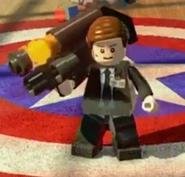 Destroyer gun