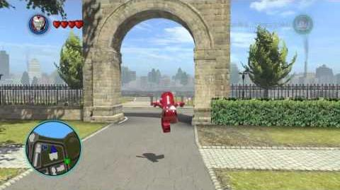 LEGO Marvel Super Heroes The Video Game - Rescue free roam