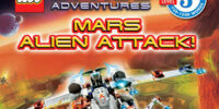 Space Adventures: Mars Alien Attack!