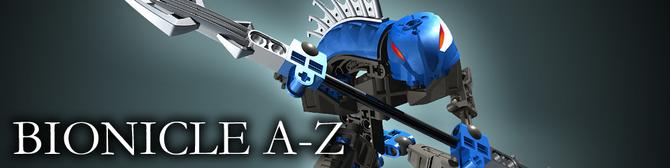 Bionicle A-Z logo