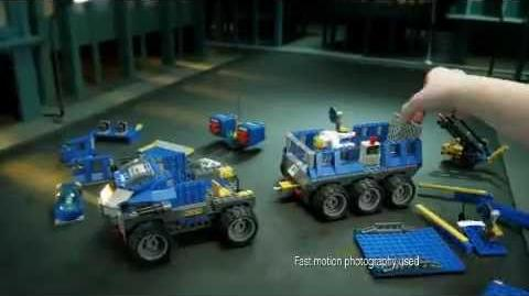 LEGO Alien Conquest - 2011 Commercial