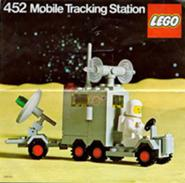 452 Mobile Tracking Station Gallery