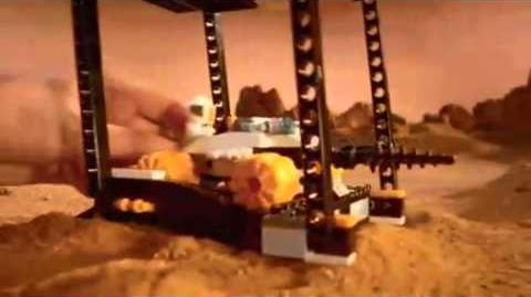 Lego Mars Mission Commercial