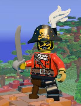 Cutlass Pirate
