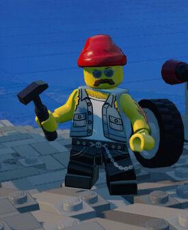 Hammer-mechanic