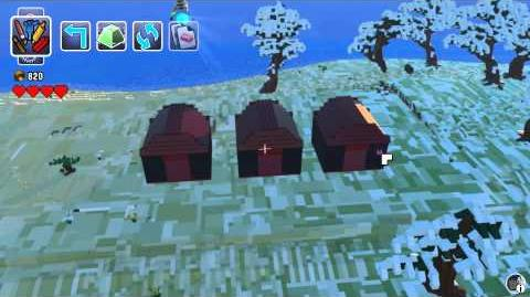 LEGO Worlds Game - Copy and Export Video Guide