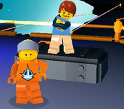 Nexus Astronaut and Max