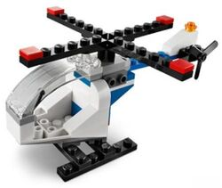 Lego Store Monthly Mini Model Build - April 2014