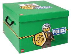 SD535green-Storage Box XXL Police Green