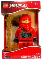 Kai minifigure clock box
