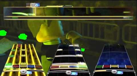 Lego Rock Band - Song 2 - Blur Expert OMB FC