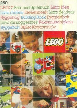 0250 Building Ideas Books
