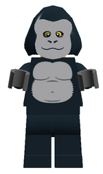 Gorila Suit Guy
