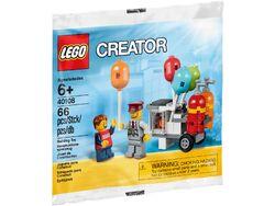 40108 Balloon Cart