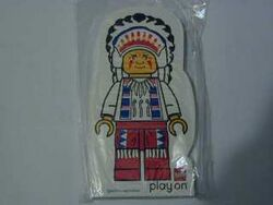 4229623 Indian Chief Memo Pad
