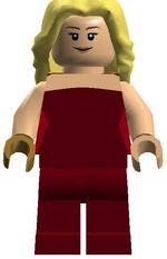 Wonder Girl (in game, Cassandra)