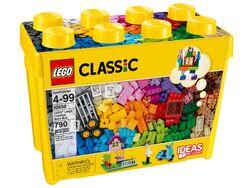 10698 Large Creative Brick Box
