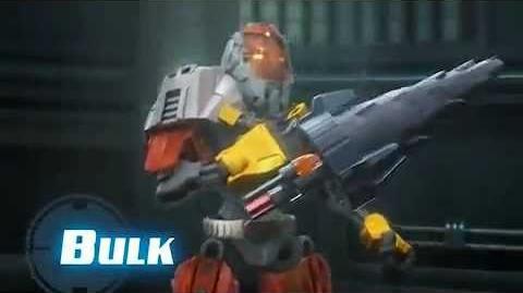 LEGO® Hero Factory Brain Attack - Bulk (excerpt from 'Heroes in Action')
