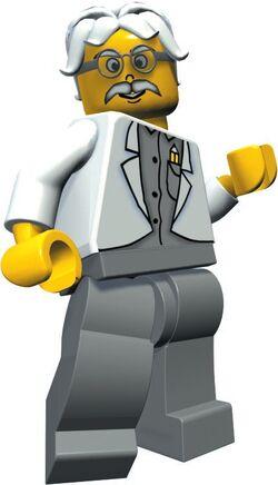 Professor Voltage