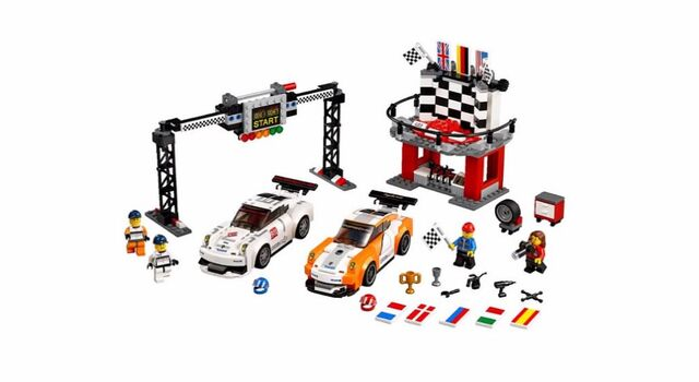 File:Lego Speed Champions Porsche 911 GT Finishing Line.jpg