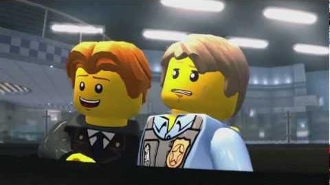 LEGO® City - Undercover Behind The Scenes