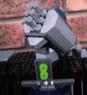 SHgun–turret