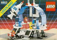 6953 Cosmic Laser Launcher