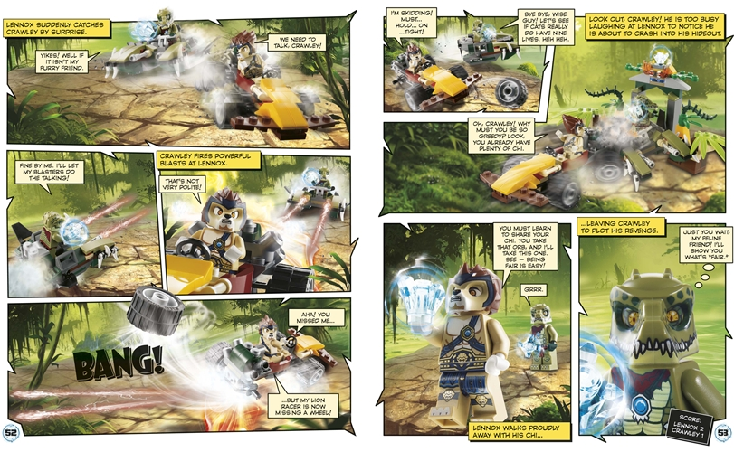 Image brickmaster legends of chima livre wiki - Chima saison 2 ...
