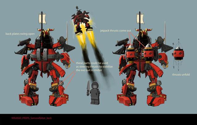 File:NINJAGO PROPS Samurai back 04.jpg