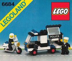 6684 Police Patrol Squad