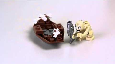 LEGO® The Hobbit™ 79000 Riddles of the Ring-0