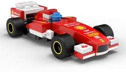 40190-1 Ferrari F138