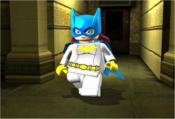 Lego Batwoman