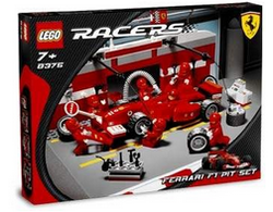 Racers Pit Stop