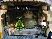 Salacious, Oola & Jabba