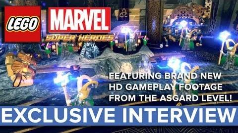 Lego Marvel Super Heroes - EXCLUSIVE Interview - Eurogamer-0