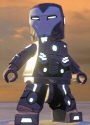 Superior Iron Man Video Game Variant