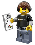Video Game Guy Series 12 LEGO Minifigures